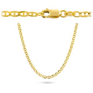 Złoty łańcuszek Gucci 50cm pr.585