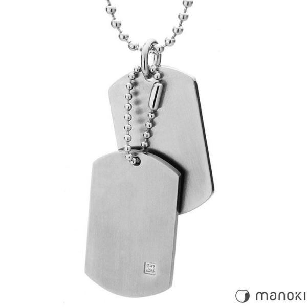 Naszyjnik męski Manoki WA012