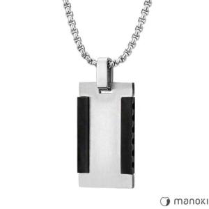 Naszyjnik męski Manoki WA292