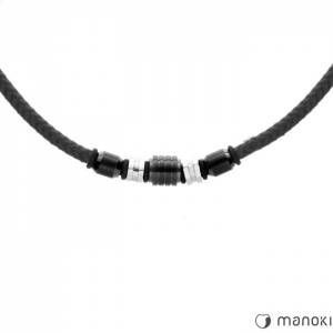 Naszyjnik męski Manoki WA316B